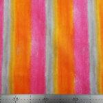 Narancssárga csíkos vastag vászon